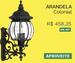 Arandela Colonial