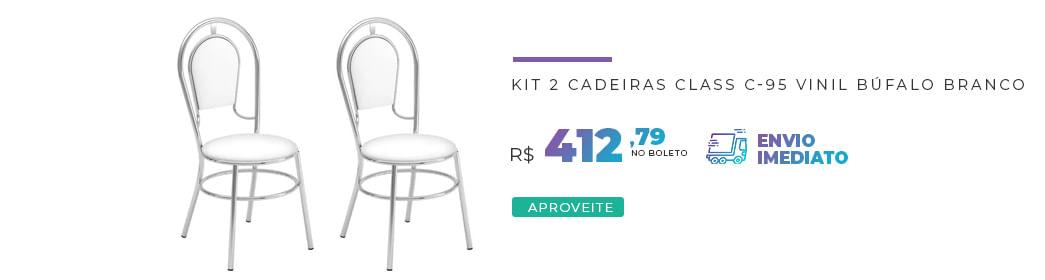 Cadeiras C-95 BC