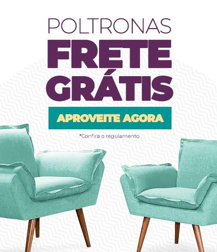 Poltronas Frete Grátis