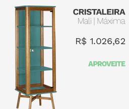 Cristaleira Mali