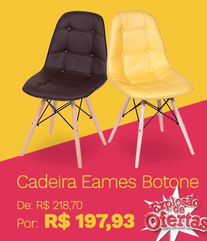 Cadeira Eames Botone