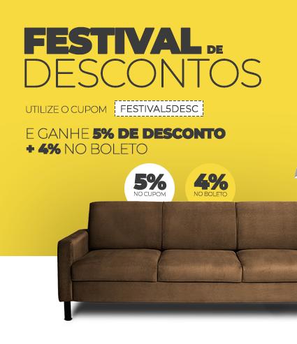 Festival de Descontos