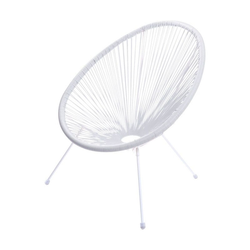 Cadeira Acapulco Branco Or Design