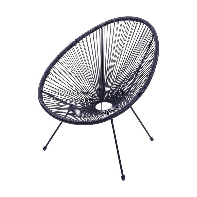 Cadeira Acapulco Preto Or Design