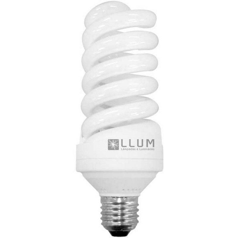 Lâmpada Fluorescente Espiral 20W 127V FLE20A16