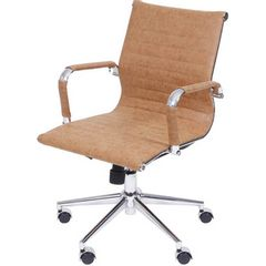 Cadeira-Horizon-Escritorio-Baixa-Retro-Caramelo-Or-Design-1