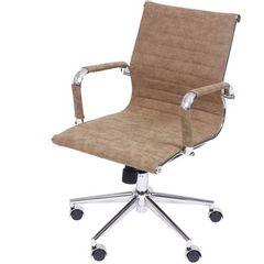 Cadeira-Horizon-Escritorio-Baixa-Retro-Castanho-Or-Design