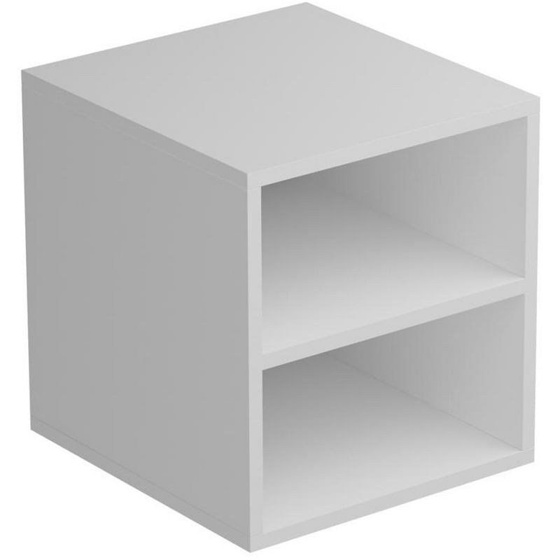 Módulo Cubo com Prateleira Branco BCB 04-06 BRV