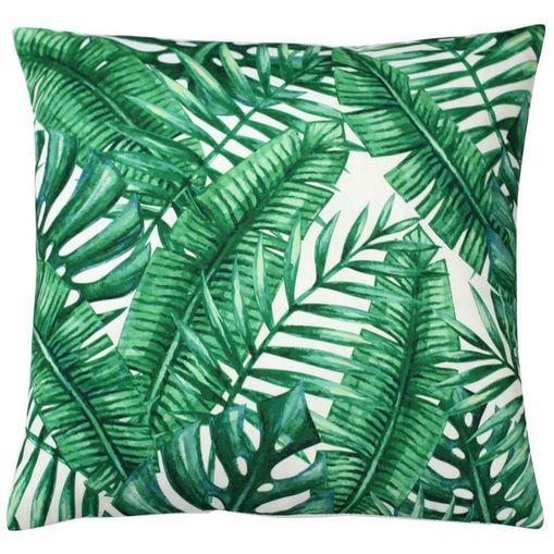 Capa-de-Almofada-Verde-45x45cm-Bracken-Leaves-Urban