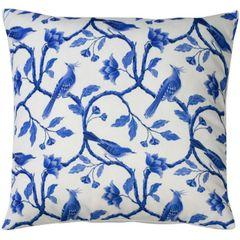Capa-de-Almofada-Azul-45x45cm-Blue-Birds-Urban