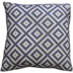 Capa-de-Almofada-Branca-e-Azul-45x45cm-Retro-Tiles-Urban