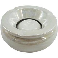 Cinzeiro-de-Ceramica-Branco-Elegant-Urban