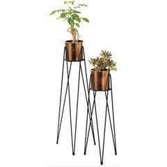 Conjunto-2-Vasos-de-Metal-e-Plastico-Cobre-Geo-Forms-Urban