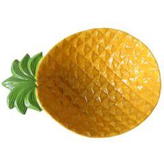 Bowl-Decorativo-em-Ceramica-Amarelo-Pineapple-Urban