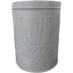 Lata-Decorativa-de-Metal-Branca-Embossed-Coffee-Urban
