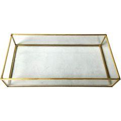 Bandeja-de-Vidro-Dourada-com-Espelho-Simple-Gass-40229-Urban