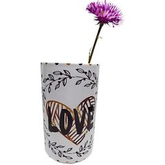 Vaso-de-Ceramica-Branco-Love-and-Flowers-40385-Urban