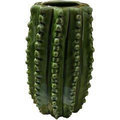 Vaso-de-Ceramica-Verde-Hedge-Cactus-Pequeno-40397-Urban