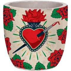 Cachepot-de-Ceramica-Branco-Heart-Frida-Kahlo-Urban
