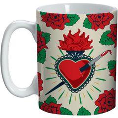 Caneca-de-Ceramica-Branca-Heart-Frida-Kahlo-Urban