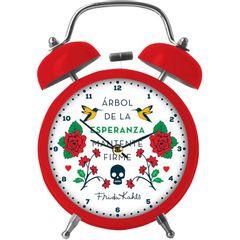 Relogio-Despertador-Branco-17cm-Frida-Kahlo-Urban