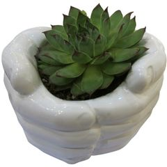 Cachepot-de-Ceramica-Branco-Hands-Closed-Medio-Urban