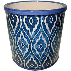 Cachepot-de-Ceramica-Azul-Marroquino-Grande-Urban