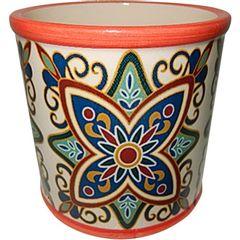 Cachepot-de-Ceramica-Vermelho-Zieds-Grande-Urban