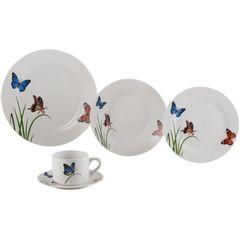 Aparelho-de-Jantar-20-Pecas-para-Cha-em-Porcelana-Azul-Butterflies-2137-Lyor