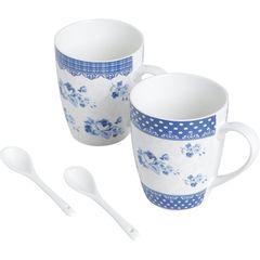 Conjunto-de-2-Canecas-com-Colheres-em-Porcelana-Azul-New-Bone-2170-Lyor