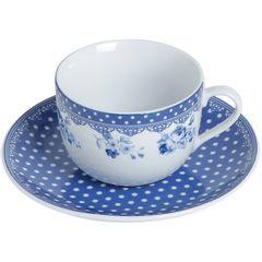 Conjunto-de-2-Xicaras-em-Porcelana-com-Pires-para-Cafe-Azul-90ml-2180-Lyor