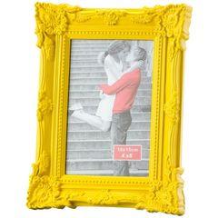 Porta-Retrato-Amarelo-20X25-Retro-3056-Lyor