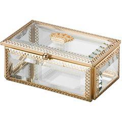 Porta-Joias-de-Zamac-e-Vidro-Dourado-Crown-I-Dourado-3264-Lyor