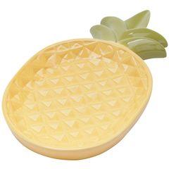 Travessa-Decorativa-em-Ceramica-Abacaxi-3831-Lyor