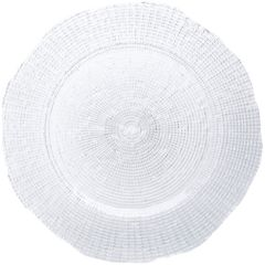 Sousplat-de-Vidro-Branco-Infinity-5140-Lyor