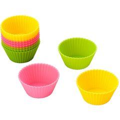 Conjunto-de-12-Formas-em-Silicone-para-Cupcake-Coloridas-6211-Lyor