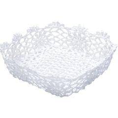Cesta-Quadrada-de-Plastico-Branca-Croche-Alta-II-6344-Lyor