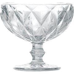Conjunto-com-6-Tacas-Coupe-de-Vidro-para-Champagne-310ml-Diamond-6475-Lyor