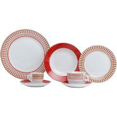 Aparelho-de-Jantar-com-42-Pecas-em-Porcelana-Vermelha-Colorado-8002-Lyor
