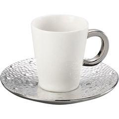 Conjunto-de-6-Xicaras-para-Cafe-em-Porcelana-Prata-100ml-Drop-8112-Lyor