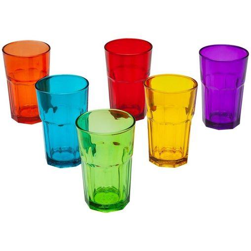 Conjunto-com-6-Copos-em-Vidro-Colorido-Faces-III-9744-Lyor