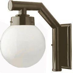 Arandela-Externa-com-Globo-Marrom-32cm-Solarium-210-Ideal