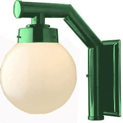 Arandela-Externa-com-Globo-Verde-32cm-Solarium-210-Ideal