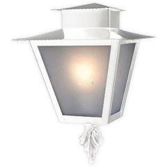 Arandela-Colonial-Branca-23cm-Haus-280-Ideal