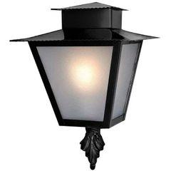 Arandela-Colonial-Preta-23cm-Haus-280-Ideal