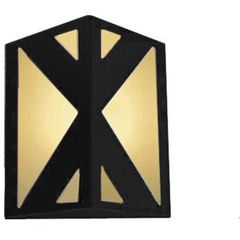 Arandela-Triangular-em-Aluminio-Preta-24cm-Bolt-282-Ideal