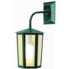 Arandela-Colonial-em-Aluminio-Verde-36cm-London-L-11-B-Ideal