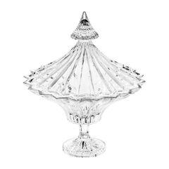Bomboniere-de-Cristal-30cm-com-Tampa-Ballet-Bohemia