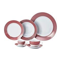 Aparelho-de-Jantar-em-Porcelana-42-Pecas-Raja-Vermelho-Wolff