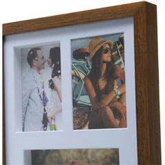 Painel-de-Fotos-Branco-Vintage-para-5-Fotos-Woodart